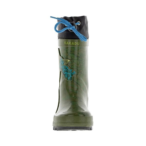 Cапожки резиновые утепленные Kakadu Animal Planet 6065A 1