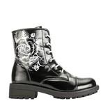 Ботинки с молнией KAKADU 6281C