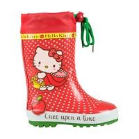 Резиновые утепленные сапоги Hello Kitty 5343A_RE