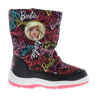 Сноубутсы Barbie 6455B