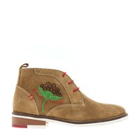 Кожаные ботинки KAKADU 6627B