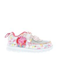 Кроссовки на липучке Peppa Pig 6746A