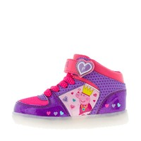 Ботинки со светящейся подошвой Peppa Pig 6748A