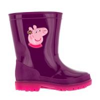 Резиновые сапоги с подсветкой каблука Peppa Pig 6751B