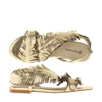 Кожаные сандалии BEGONIA 7107B