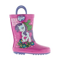 Резиновые сапожки My Little Pony 7171C