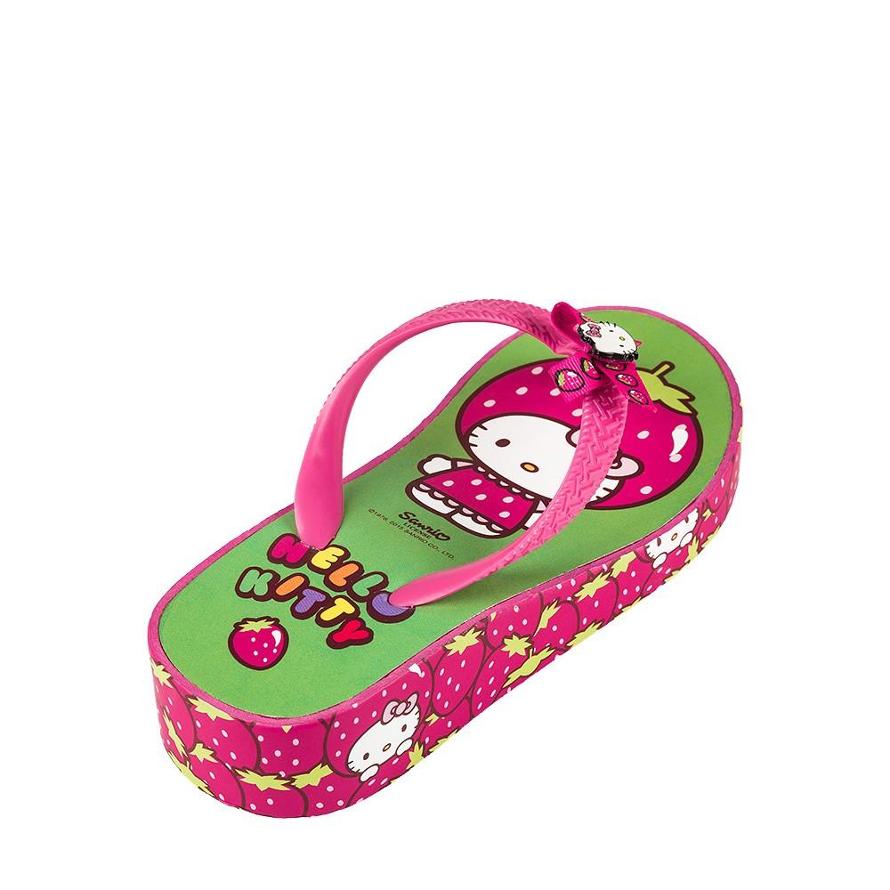 Шлёпки Hello Kitty 5402A