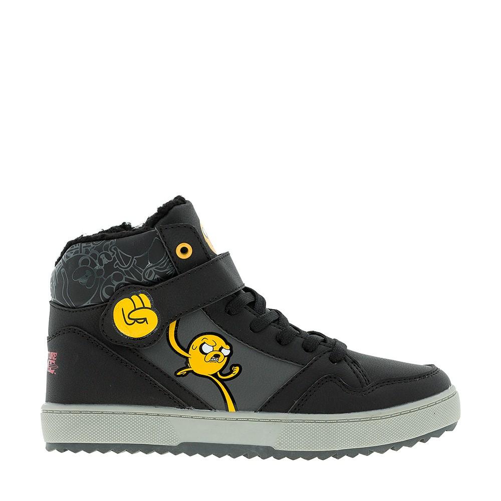 Ботинки с молнией Adventure Time 6331B 1