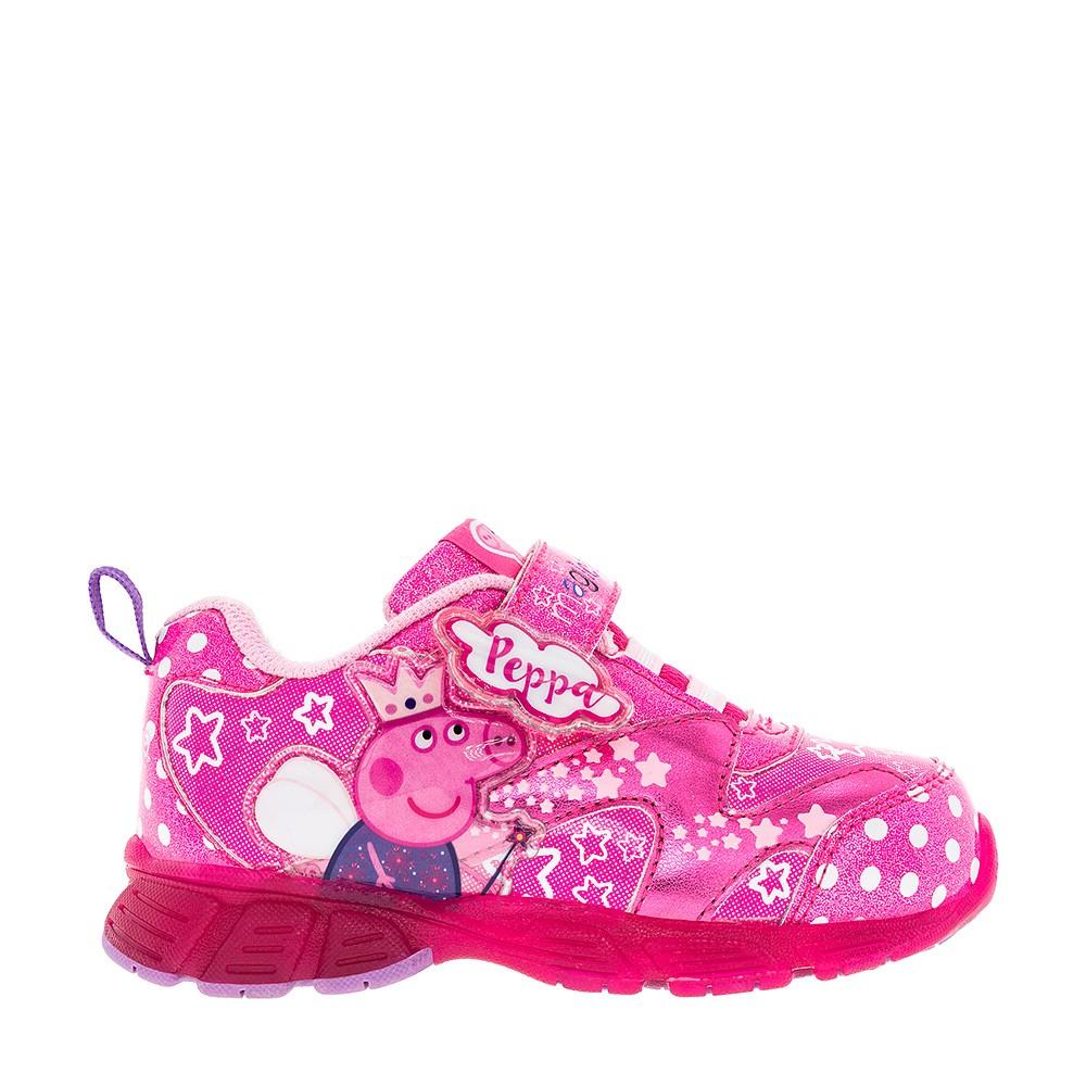 Кроссовки со светящейся подошвой Peppa Pig 6744B 1