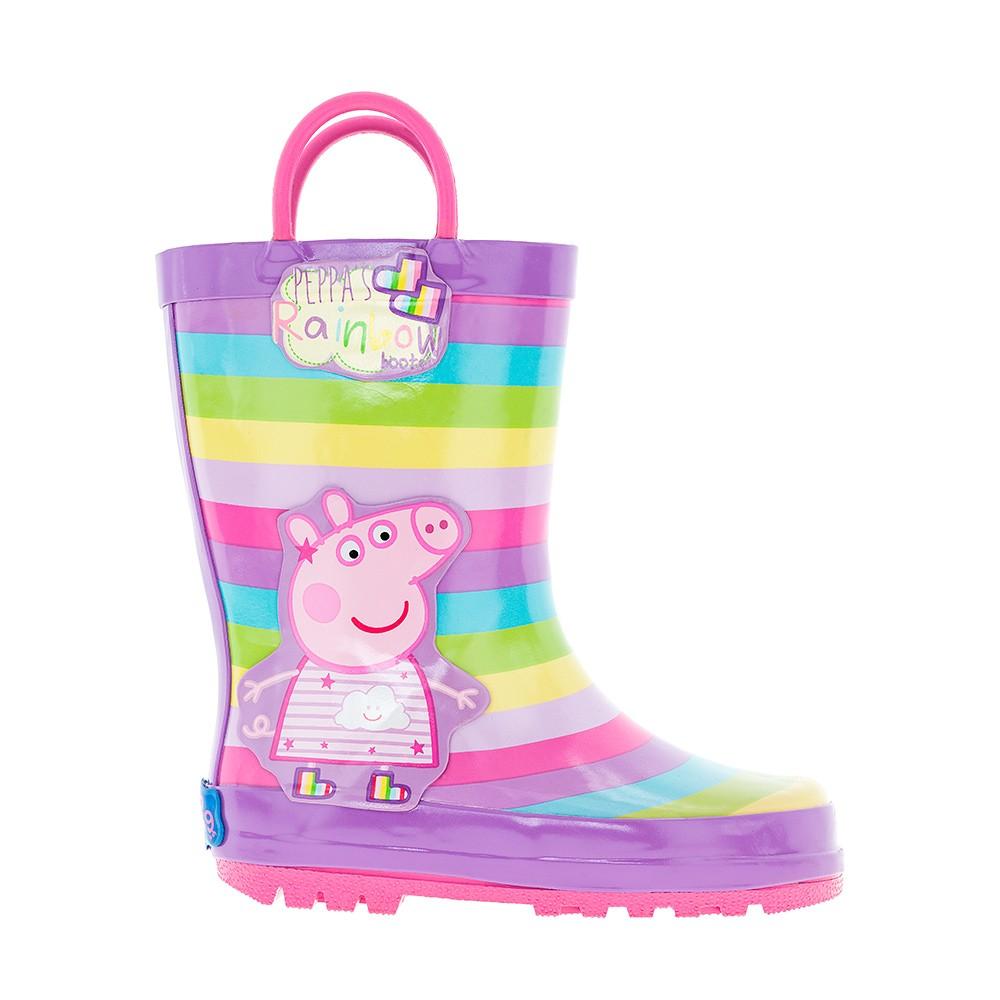 """Резиновые сапоги """"Peppa Pig"""", 6752A"""