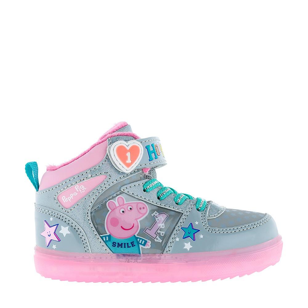 Ботинки со светящейся подошвой Peppa Pig 6850B 1