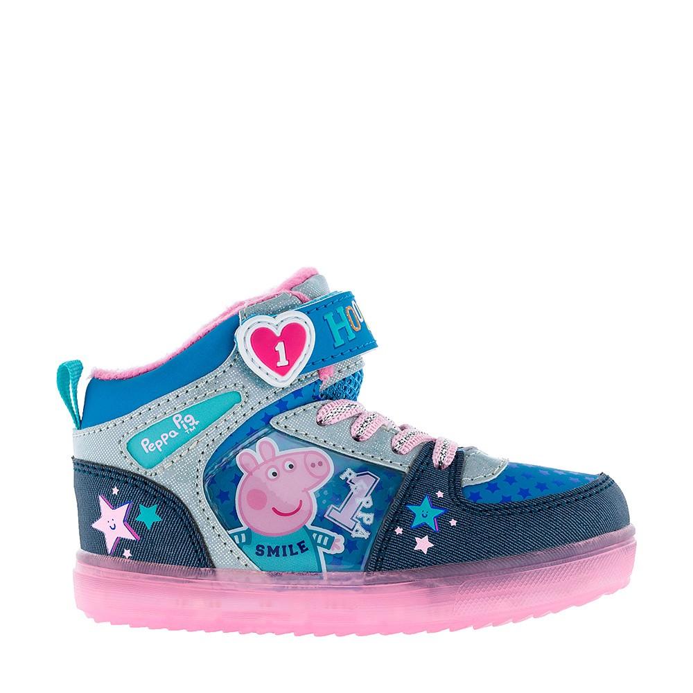 Ботинки со светящейся подошвой Peppa Pig 6850C