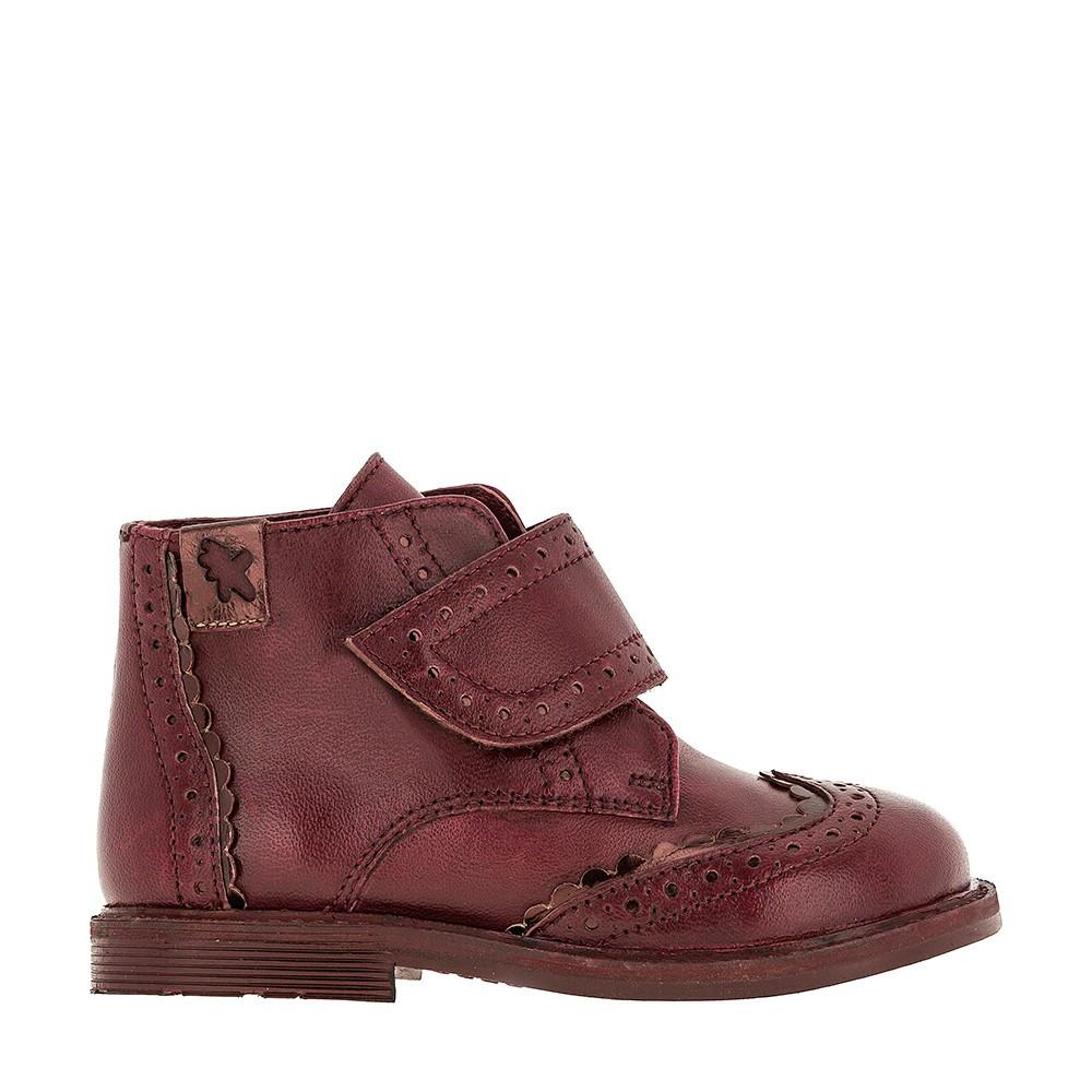 Кожаные ботинки KAKADU 6973C 1