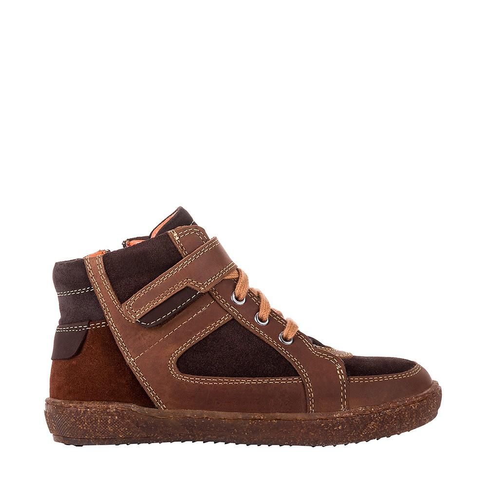Кожаные ботинки KAKADU 6980B 1