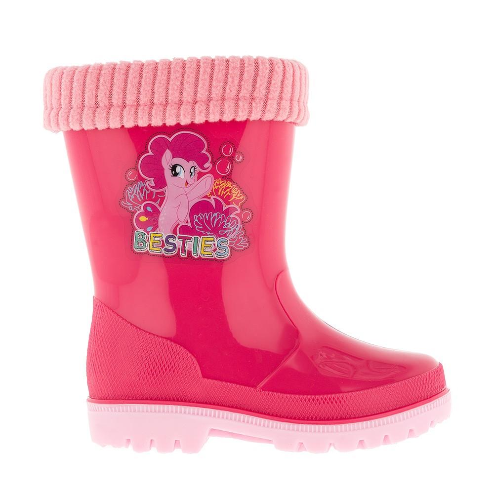 """Резиновые утепленные сапожки """"My Little Pony"""", 7170A"""