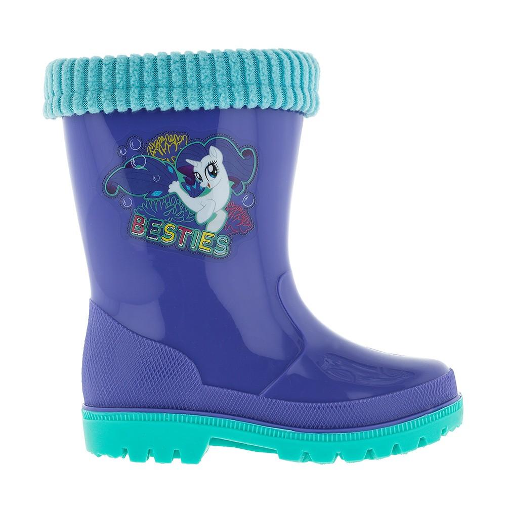 Сапожки с подсветкой каблука My Little Pony 7170C