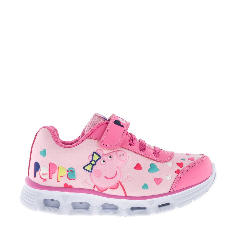 Кроссовки со светящейся подошвой Peppa Pig 7192A 1