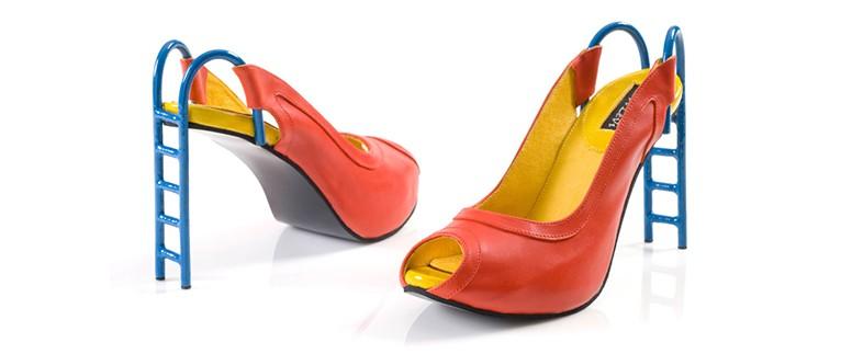 Обувь, которую смешно носить