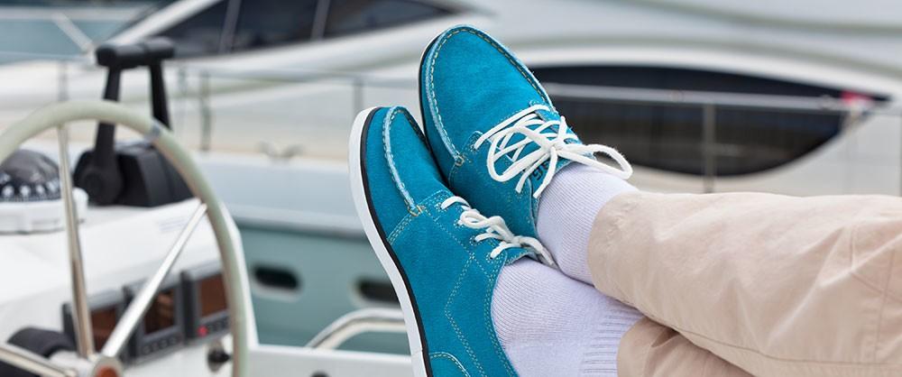 Мокасины: история обуви, советы по стилю