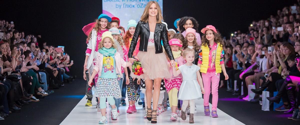 Обувь Barbie и Hot Wheels на фэшн-показе