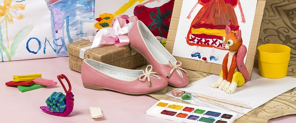 Обувь Kakadu для юных модниц