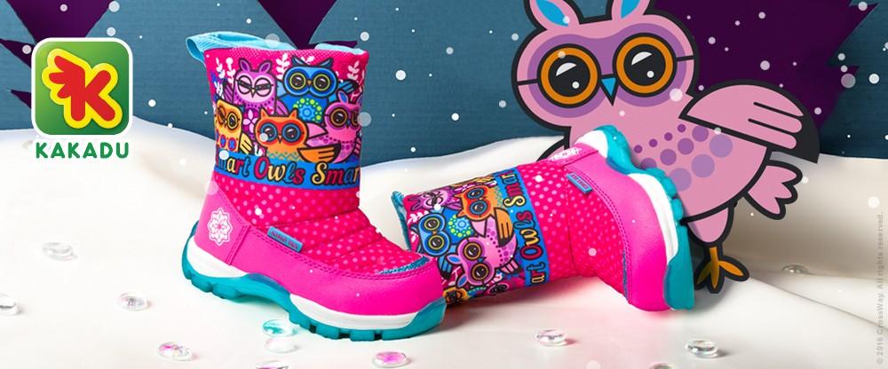 Обувь, которая дарит яркое настроение!