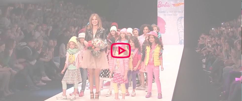 Обувь Barbie и Hot Wheels покорила подиум