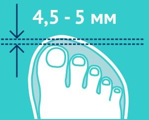 Правильно подобрать размер обуви