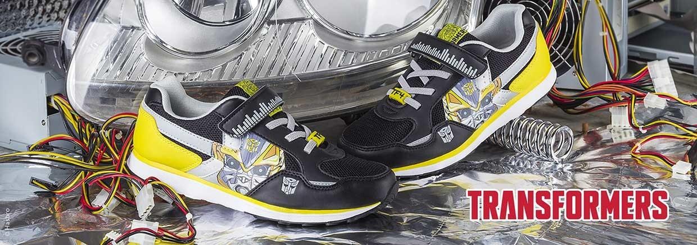Обувь для мальчиков Transformers