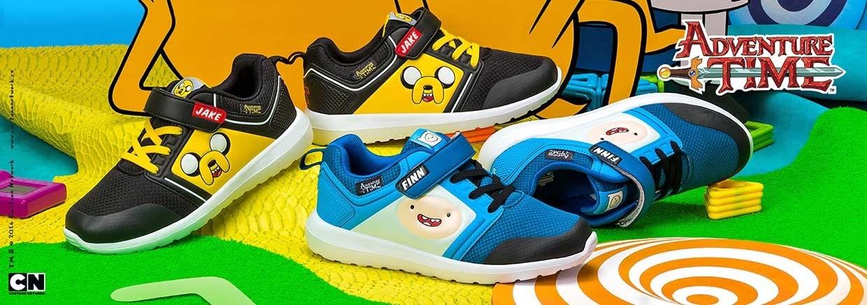 Обувь для мальчиков Adventure Time