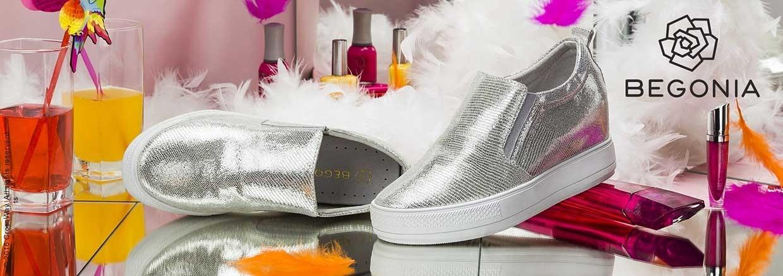 Обувь для девочек Begonia