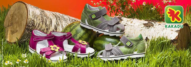 Детская обувь Kakadu
