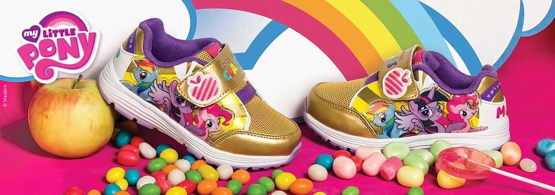 Обувь для девочек My Little Pony