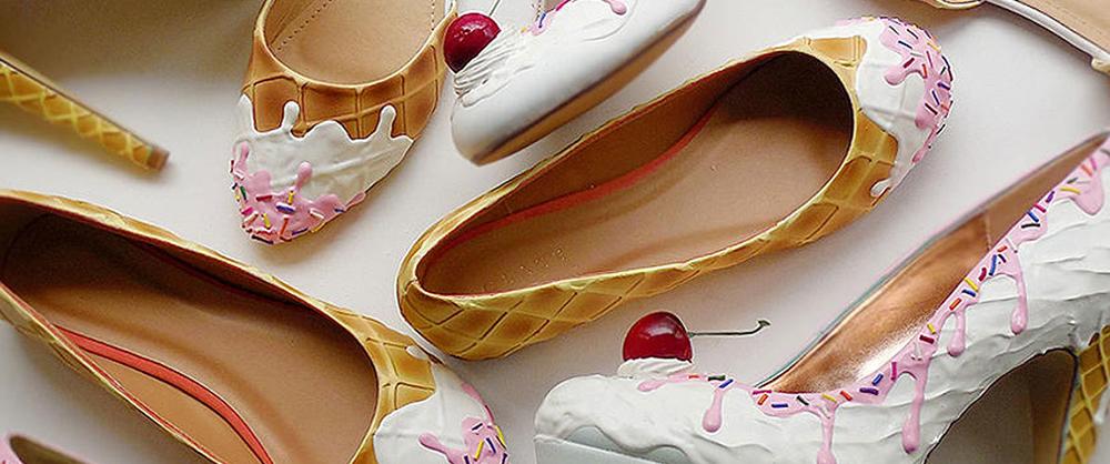Сладкая обувь